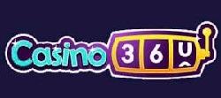 Casino360 Logo Ekranı