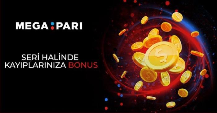 Megapari Bonus Sayfası