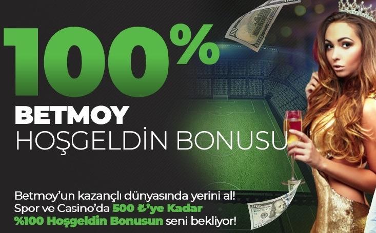 Betmoy Bonus Sayfası