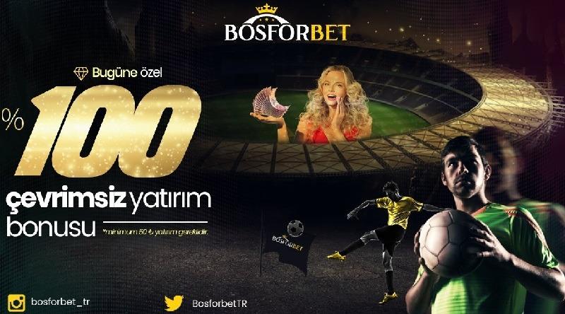 Bosforbet Bonus Sayfası