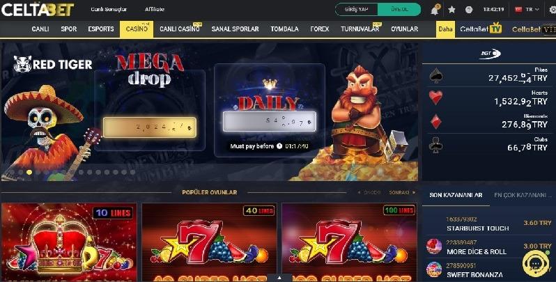 Celtabet Casino Oyna