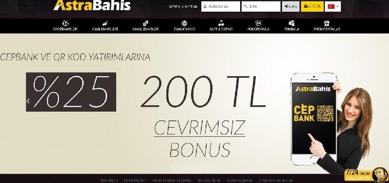 astrabahis bonus sayfası